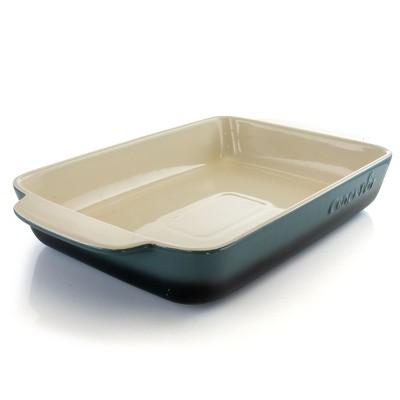 Crock-Pot 4 Quart Artisan Stoneware Bake Pan