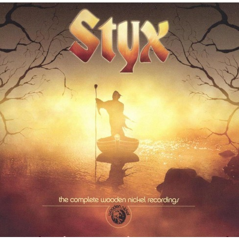 Styx The Complete Wooden Nickel Recordings Cd