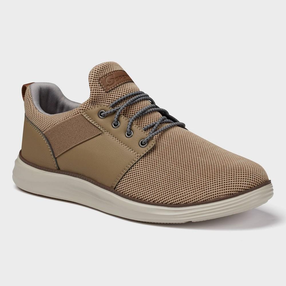 Men 39 S S Sport By Skechers Larsin Casual Sneakers Taupe 10 5