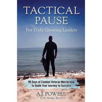 Tactical Pause - by  A J Powell (Paperback)