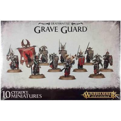 Age of Sigmar Grave Guard Miniatures Box Set