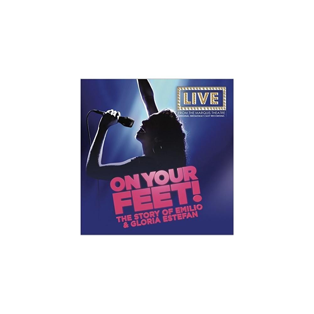 Original Broadway Ca - On Your Feet:Emilio/Gloria (Ocr) (Vinyl)