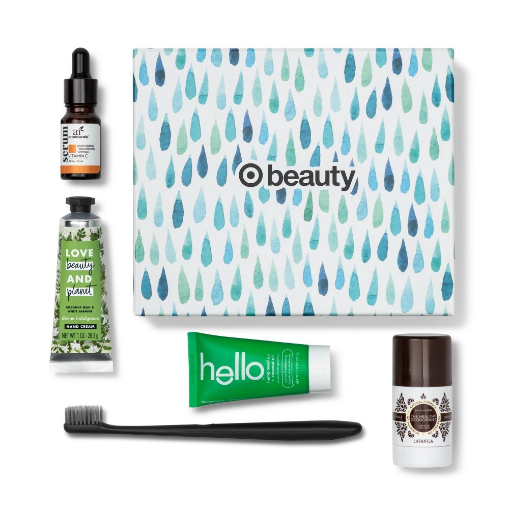 Image of Target Beauty Box - Clean Routine