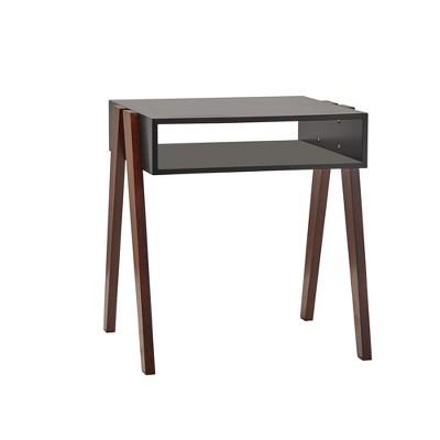 Laurel End Table - Black - Adesso