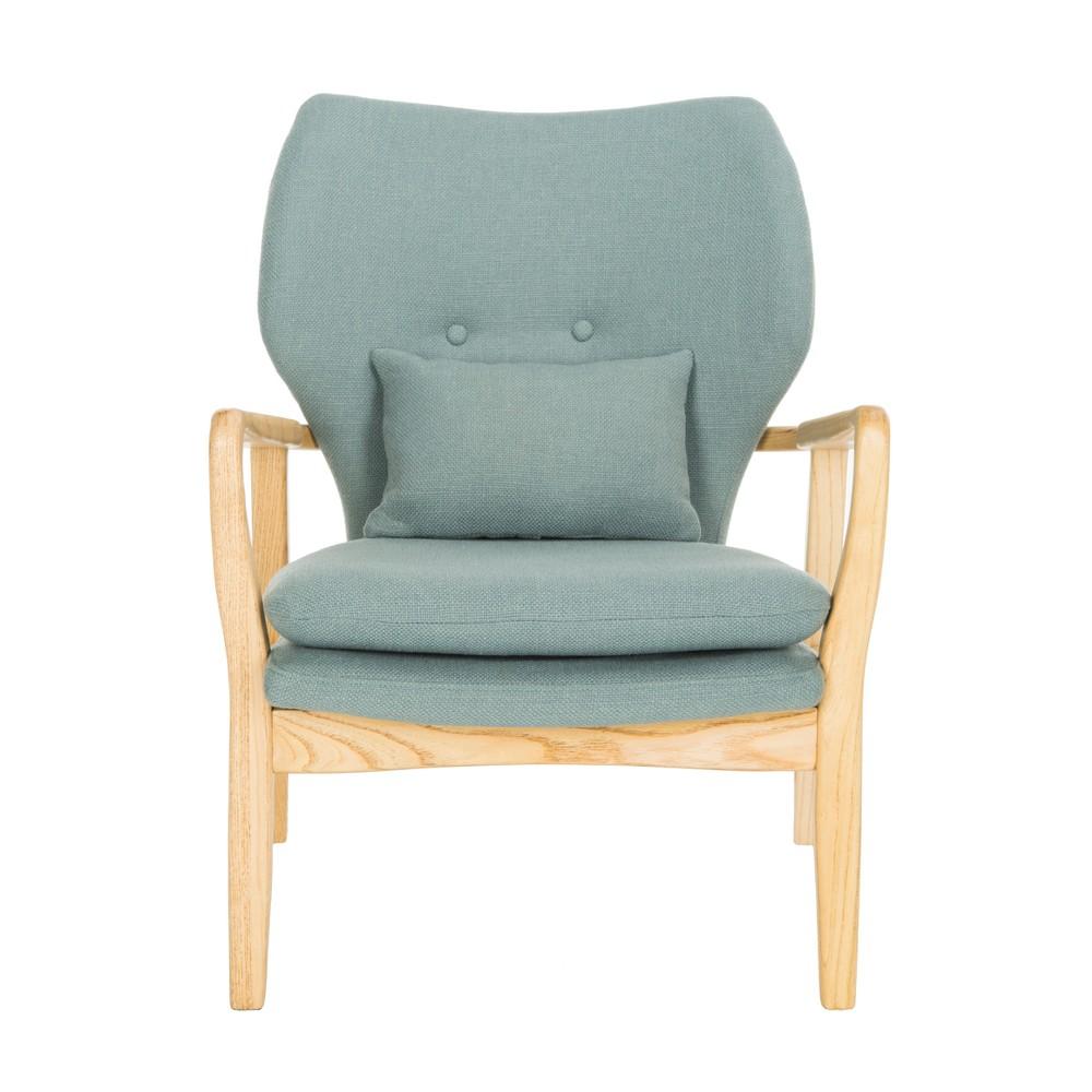 Tarly Accent Chair Blue - Safavieh