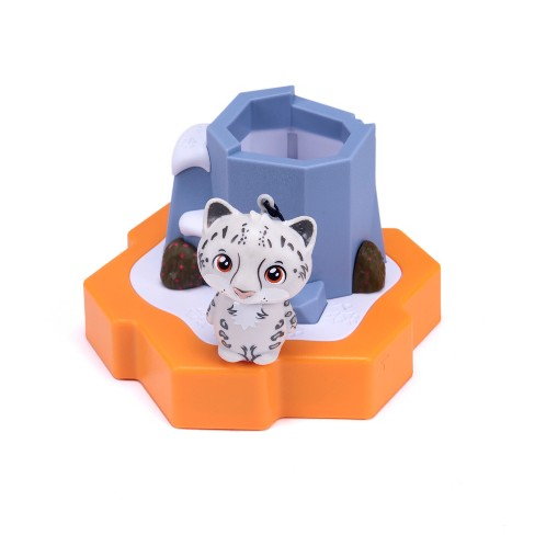 HEXBUG Lil' Nature Babies Leopard Small Playset - image 1 of 6
