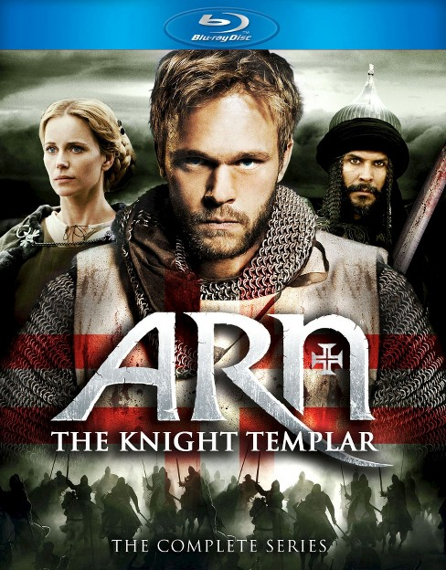 Arn:Knight templar:Complete series (Blu-ray) - image 1 of 1
