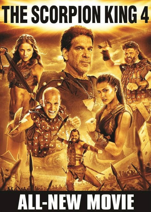 The Scorpion King 4: Quest for Power (dvd_video) - image 1 of 1