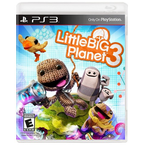 Little Big Planet 3 PlayStation 3 - image 1 of 2