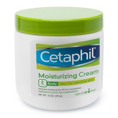 Cetaphil Face Moisturizing Cream 16oz