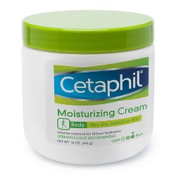 Cetaphil Moisturizing Cream Unscented - 16oz