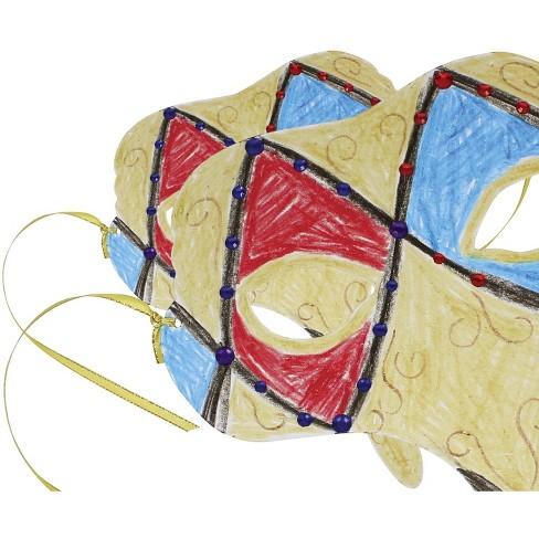 Roylco Creative Cardstock Shakespeare Masks, set of 24 - image 1 of 2
