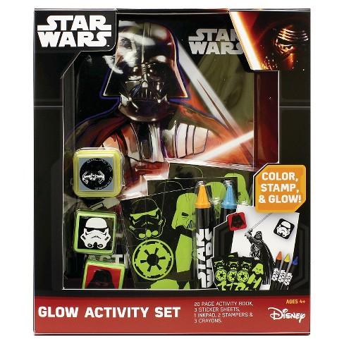 Star Wars Color & Stick - image 1 of 2