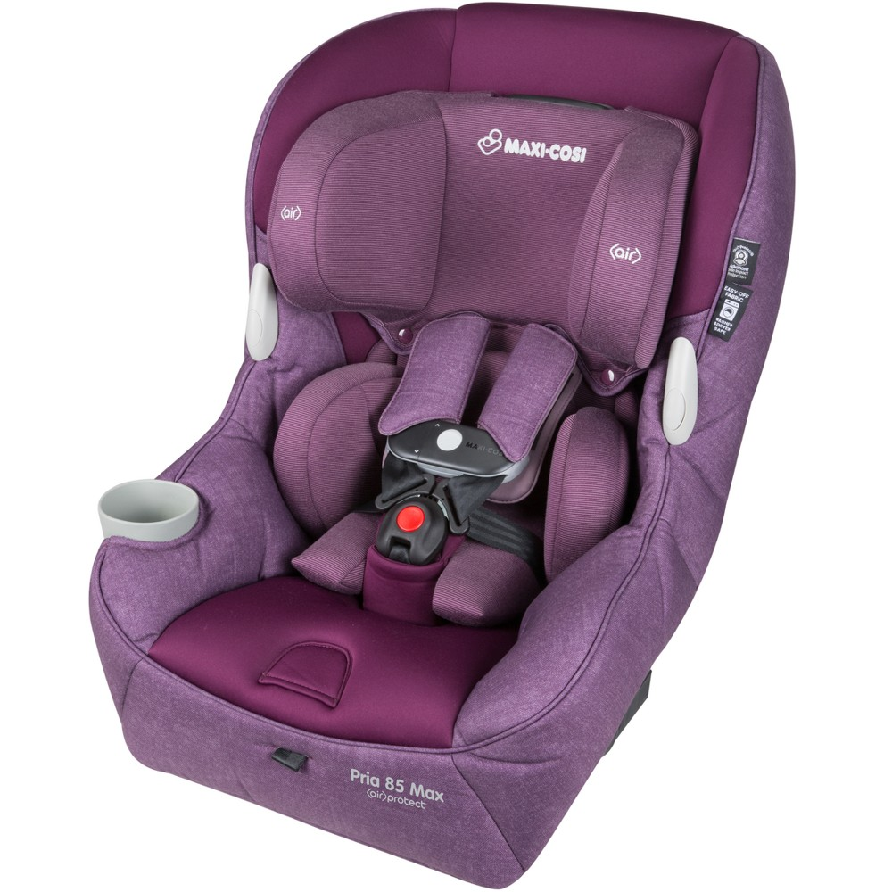 Maxi-Cosi Pria 85 Max 2-in-1 Convertible Car Seat, Nomad Purple