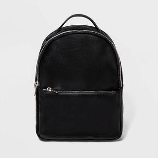 Mini Backpack - Wild Fable™ Black