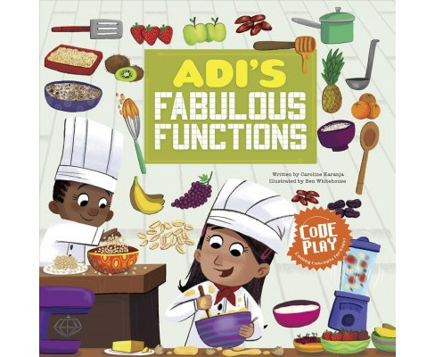 Gabi's Fabulous Functions -  (Code Play) by Caroline Karanja (Paperback) - image 1 of 1