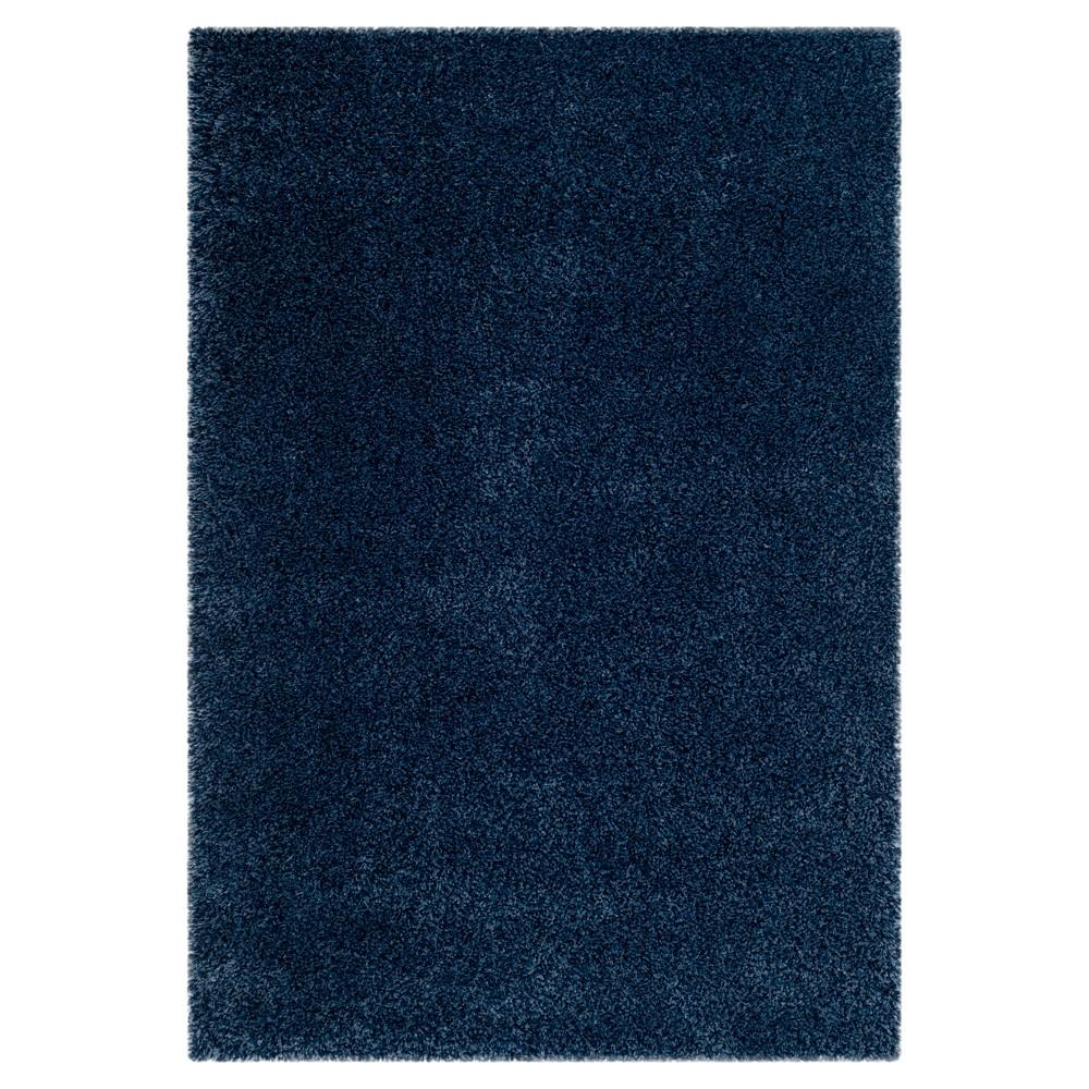 Quincy Area Rug - Navy (Blue) (8' X 10' ) - Safavieh