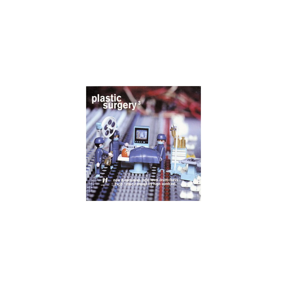 Various - Plastic Surgery 3 (CD)