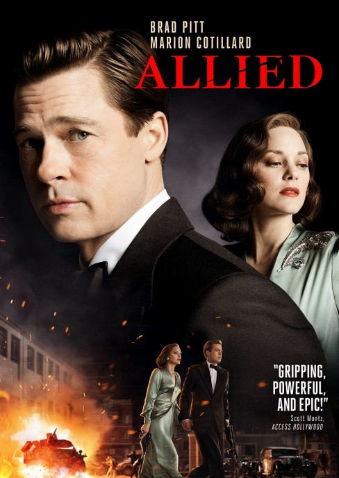 Allied (DVD) - image 1 of 1