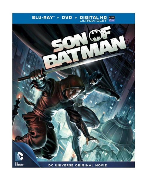 Son of Batman (2 Discs) (Includes Digital Copy) (UltraViolet) (Blu-ray/DVD) - image 1 of 1