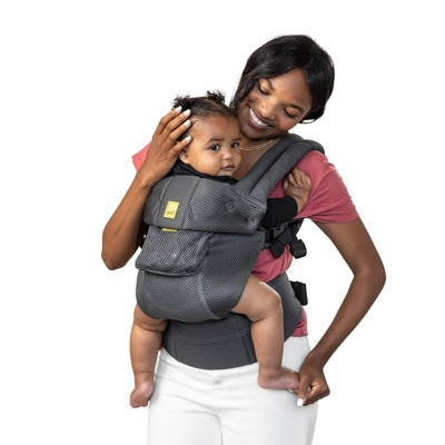 LILLEbaby Complete Airflow 6 Position Baby Carrier - Charcoal