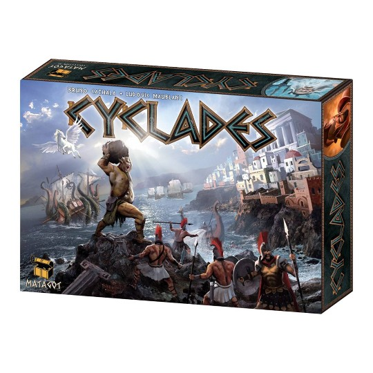 Matagot Cyclades Board Game image number null