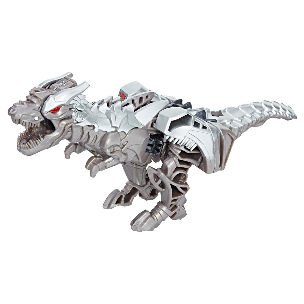 Transformers The Last Knight 1-Step Turbo Changer Cyberfire Grimlock