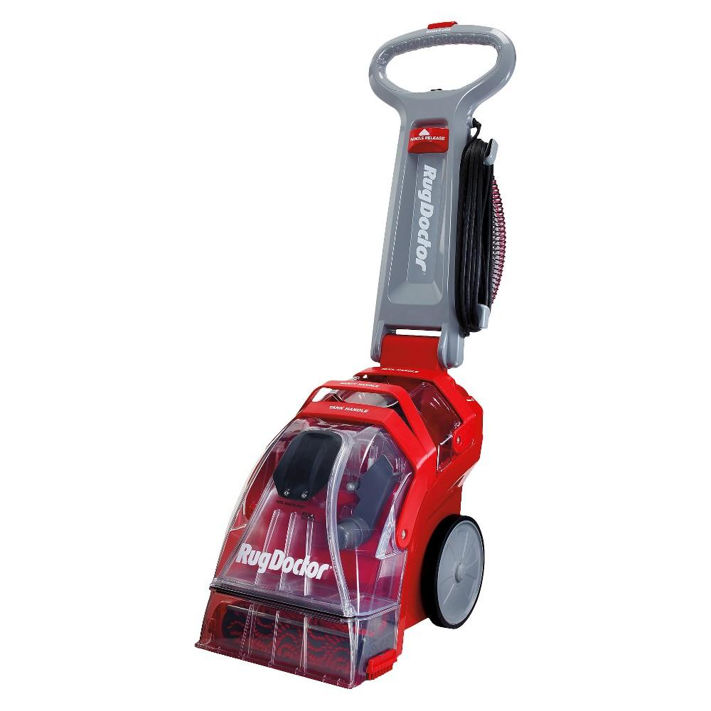 Image of Rug Doctor Deep Carpet Cleaner, Red