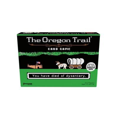 Pressman The Oregon Trail Game