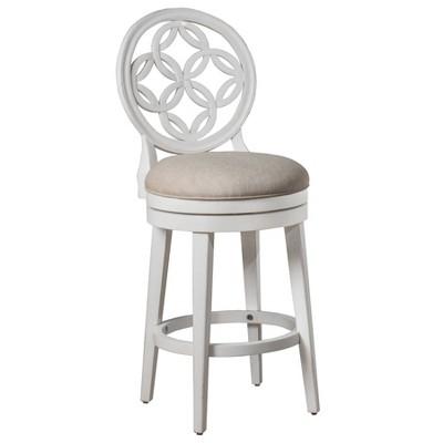 Savona Barstool White - Hillsdale Furniture