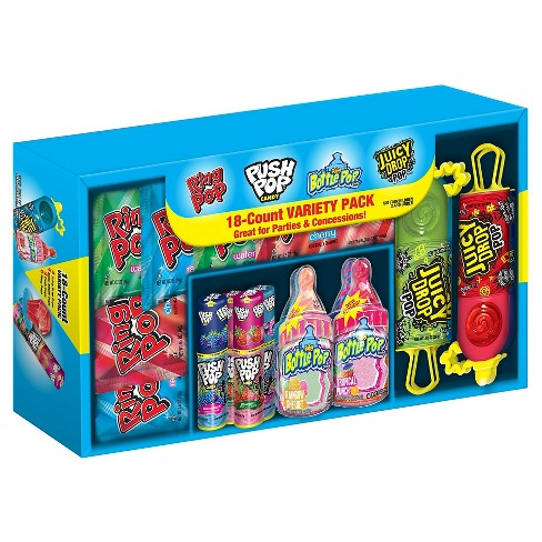 Ring Pop Lollipops and Hard Candies Variety Pack - 18ct - image 1 of 1