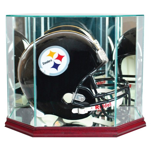 Perfect Cases Octagon Full Size Football Helmet Display Case - image 1 of 2