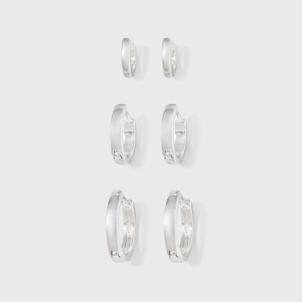 Hoop Earrings A New Day 8482