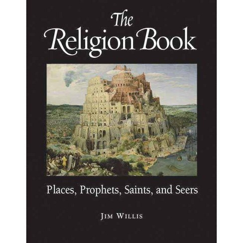 The Religion Book - by  Jim Willis (Paperback) - image 1 of 1