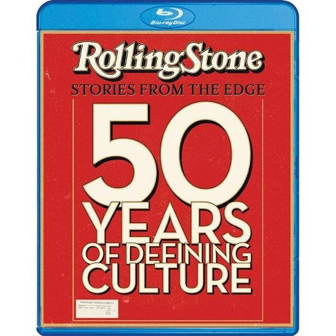 Rolling Stone: Stories from the Edge (Blu-ray) - image 1 of 1