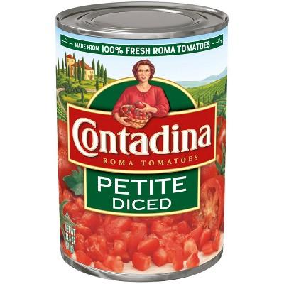 Contadina Petite Diced Tomatoes - 14.5oz
