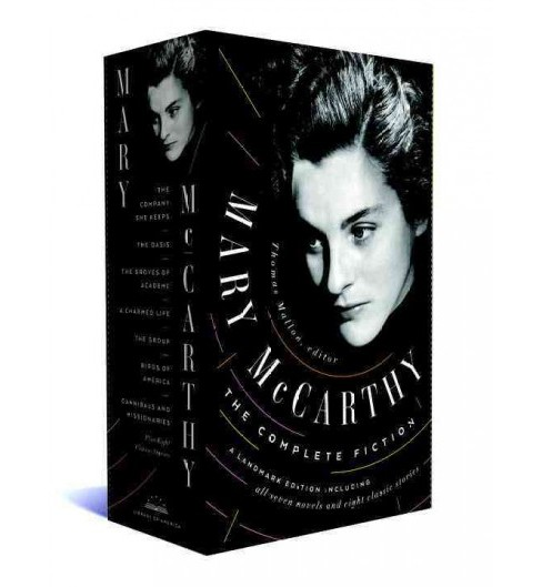 Mary McCarthy : The Complete Fiction (Hardcover) - image 1 of 1