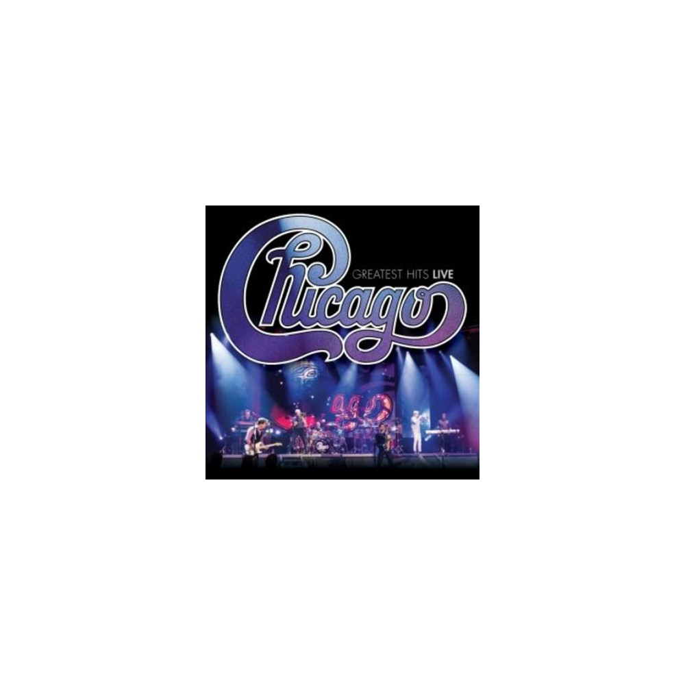 Chicago - Greatest Hits Live (CD)
