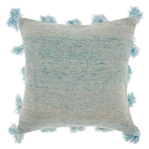 Tassel Border Throw Pillow - Mina Victory - image 1 of 3