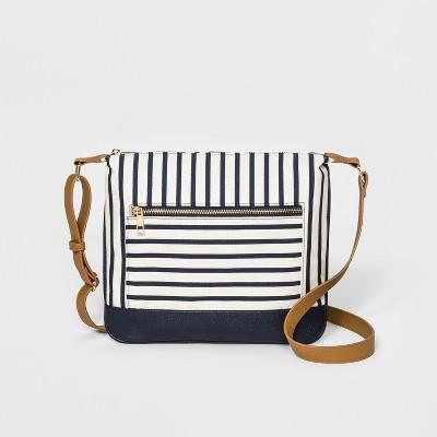 1630a2b4ed Canvas Messenger Bag - A New Day™