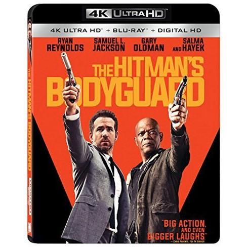 Hitman's Bodyguard (4K/UHD + Blu-ray + Digital) - image 1 of 1