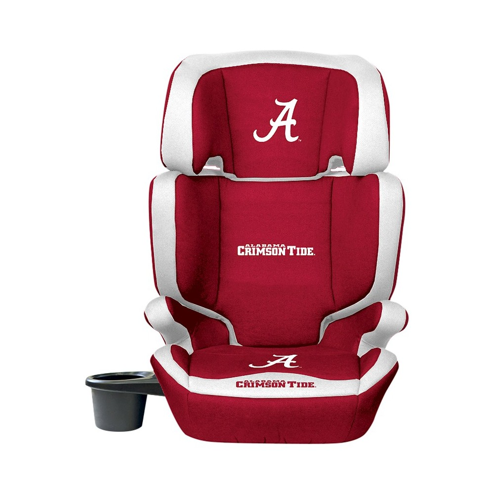 Alabama Crimson Tide LilFan Collegiate Club Seat Premium 2 in 1 High Back Booster Seat