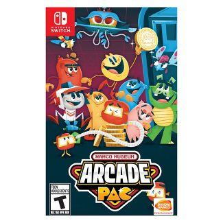 Namco Museum: Arcade Pac - Nintendo Switch