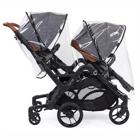 Contours Weather Shield Stroller Accessory - Black - image 1 of 1
