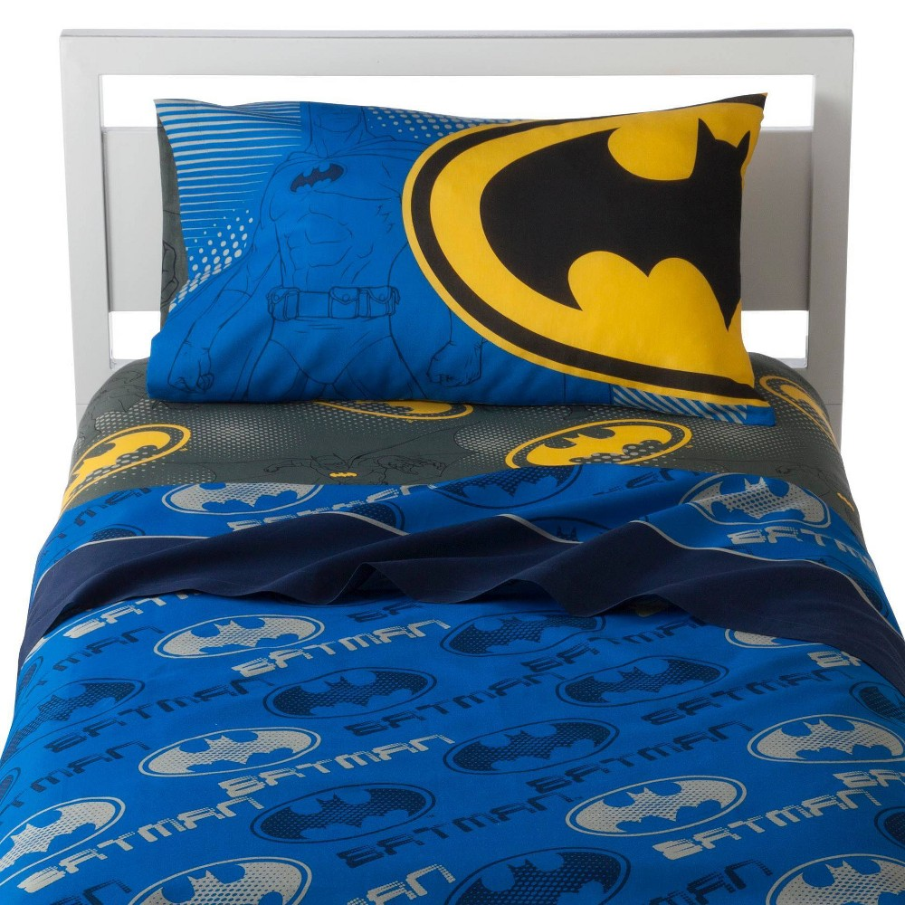 Batman Sheet Set Twin