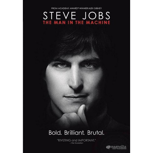 Steve Jobs: The Man in the Machine (DVD) - image 1 of 1