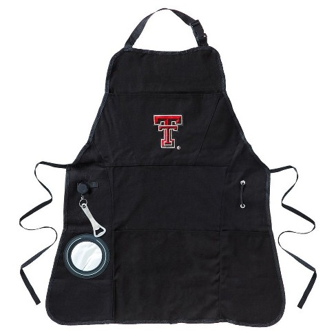 NCAA Grilling Apron Texas Tech Red Raiders - image 1 of 1