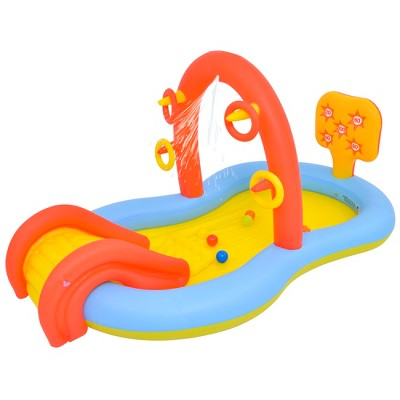 Pool Central 7.25' Inflatable Children's Interactive Water Play Center