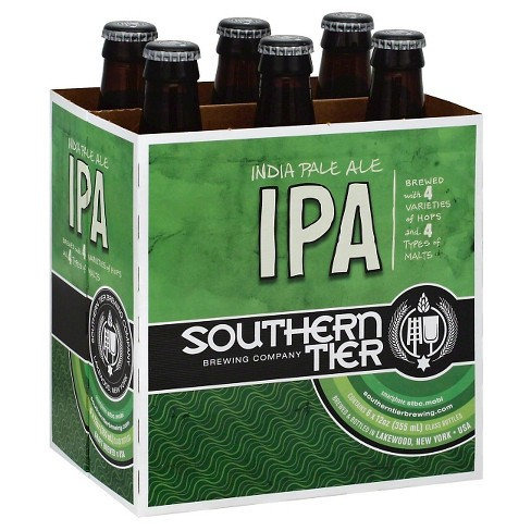 Southern Tier® IPA - 6pk / 12oz Bottles - image 1 of 1