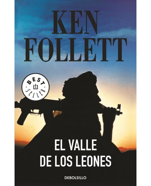 El valle de los leones/ Lie Down with Lions (Paperback) (Ken Follett) - image 1 of 1